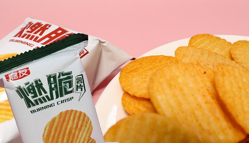 川香酥麻的别样感受——川香藤椒味燃脆薯片 (1)