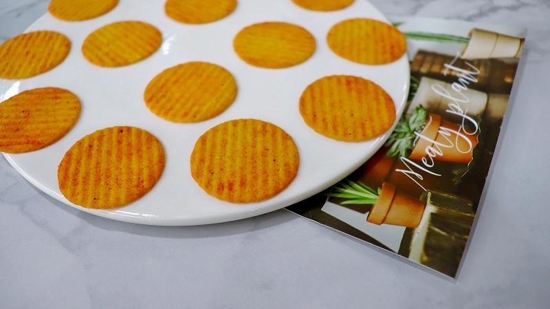 川香酥麻的别样感受——川香藤椒味燃脆薯片 (2)