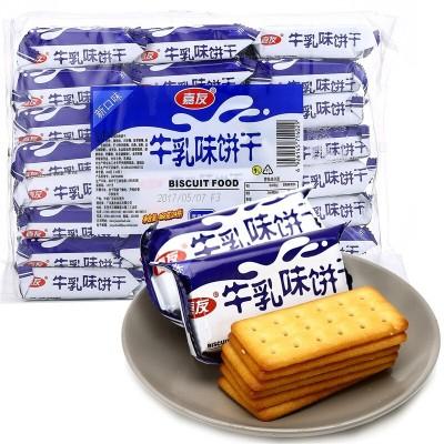 嘉友牛乳饼干牛乳味468g