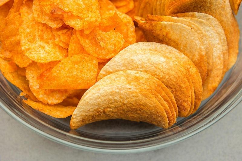 嘉友问答:嘉友燃脆薯片和普通薯片有区别吗? (1)