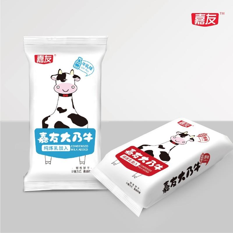 嘉友大乃牛散装牛乳饼干