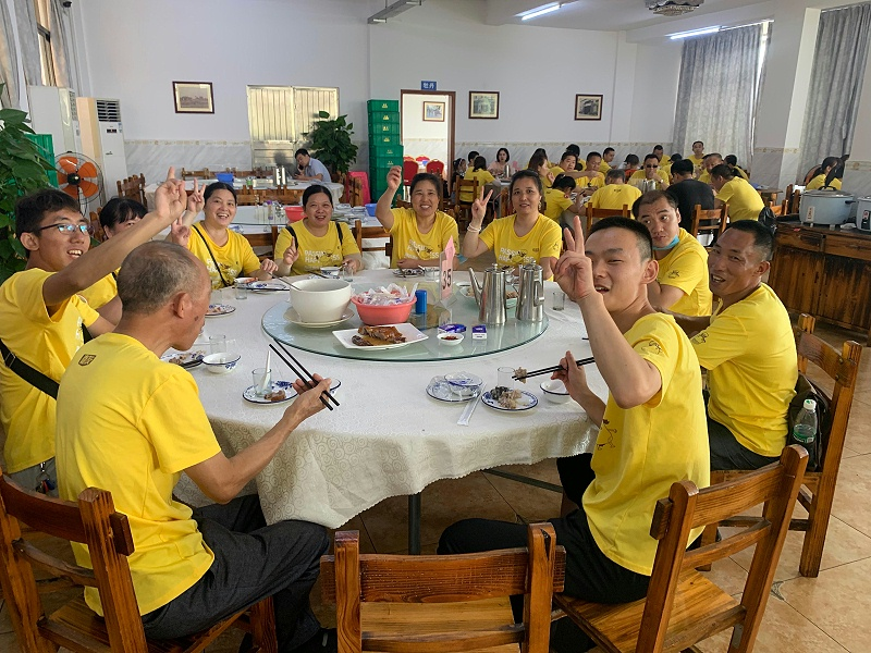 嘉友顺德美食之旅,用优质食品传递幸福,建设具匠心且快乐的团队 (3)