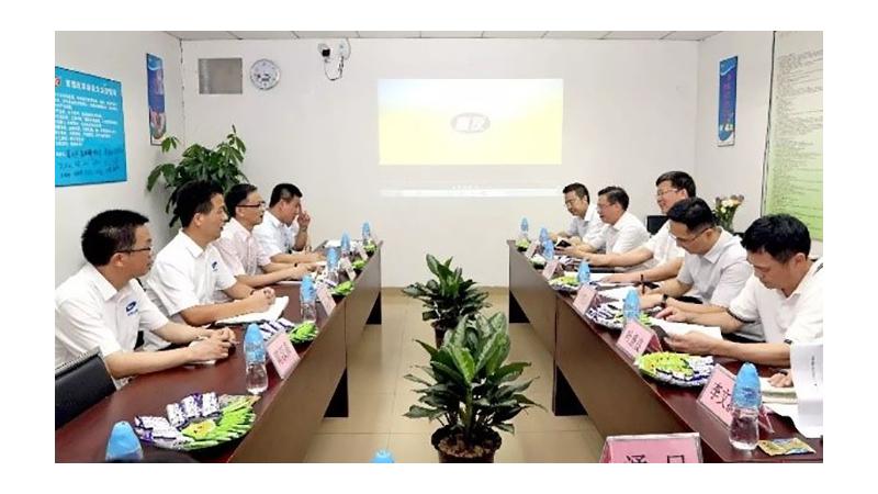 罗晓勤到两家企业调研,为广东嘉友食品发展问诊把脉!