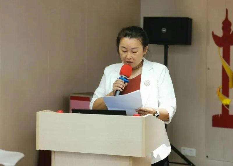 喜讯!广东嘉友妇女联合会正式成立。 (5)