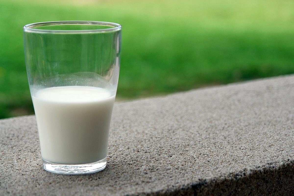 被倒掉的牛奶