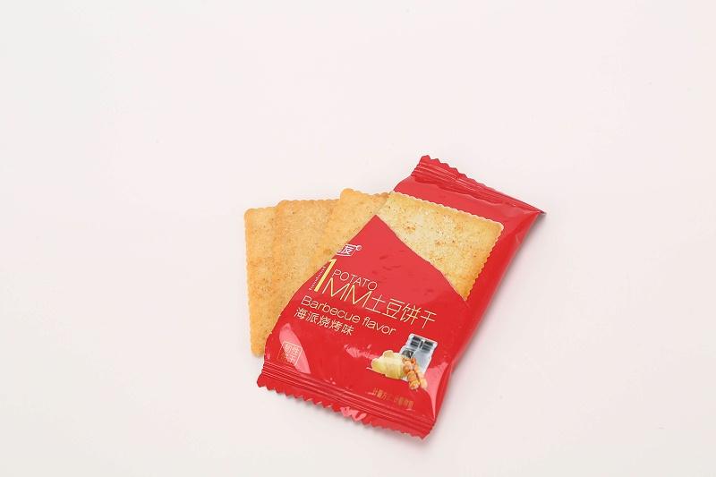 一片一片停不下来的土豆小饼干!薄、香、脆让人流连忘返