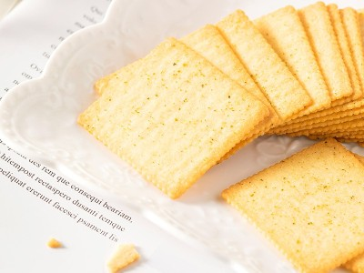 口口脆! 只有1MM厚的土豆饼干,吃起来像薯片